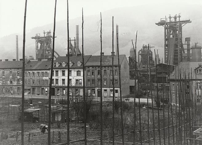 Stahlwerk Donawitz 1974