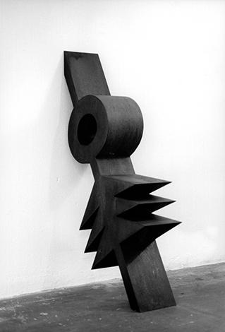 O.T., Stahl geschweisst, 93 x 53 x 16 cm, 1993